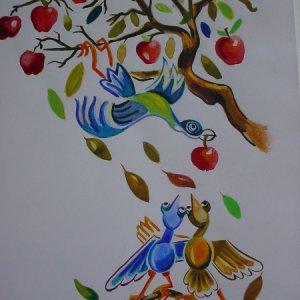 2006-pohvala-jabuci-jasna-popovic-poje-djecji-casopis-radost